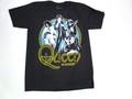 US ROCK ユーエスロック USロックTシャツ(クイーン ブラック)