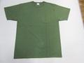 BUZZ RICKSON'S バズリクソンズ 半袖ポケットTシャツ(オリーブグリーン)