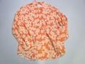 ARVOR MAREE アルボーマレー 長袖オープンプリントシャツ(小枝オレンジ)
