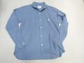 ARVOR MAREE アルボーマレー 長袖コットンビエラセーラーシャツ(ブルー)