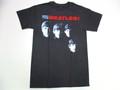 US ROCK ユーエスロック USロックTシャツ(The Beatles ビートルズ ブラック)