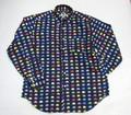 砧 キヌタ 長袖和柄B/Dシャツ(亀仙人)