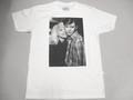 US ROCK ユーエスロック USロックTシャツ(David Bowie デヴィッドボウイ ウイズ デボラ ハリー)