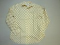 ARVOR MAREE アルボーマレー 長袖オープンプリントシャツ(ナチュラルフラワー)