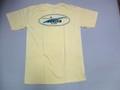 RETRO SURF レトロサーフ Tシャツ(HANSEN ハンセン イエロー)