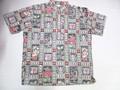 REYN SPOONER レインスプーナー 半袖プルオーバーB/Dシャツ(2016独立記念チャコール)