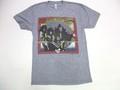 US ROCK ユーエスロック USロックTシャツ(KISS キッス 地獄のさけび グレー)