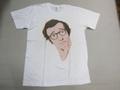 1GOGD ジーオージーディー 半袖ハリウッドスターTシャツ(ウッディアレン ホワイト)