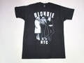 US ROCK ユーエスロック USロックTシャツ(Blondie ブロンディ ブラック)
