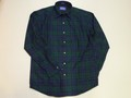 PENDLETON ペンドルトン ウールウールロッジシャツ(ブラックウォッチ)