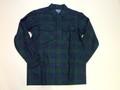 PENDLETON ペンドルトン ウールボードシャツ(ブラックウォッチ)