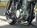 SR400/500用フルエキマフラーTYPE2  SR400/500 Full Exhaust Type 2