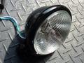 ヘッドライト5.5インチ ブラック