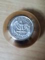 真鍮「ブラス」製25¢コインノブ®(シフトノブ)s