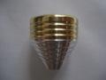 25¢ブラス&ジュラルミン製コインノブ®(シフトノブ)Ⅳ-line