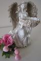 天使アロマポット&キャンドルセット