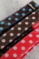 カフェリード*カラーセット ビニールコーティングドット・3色