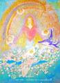 *聖なる泉のマリアの祈り* *レムリアの目覚めの女神*【簡易包装】
