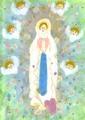 ◆聖なるマリアエネルギー*マリアライト*◆ と ◆アフロディーテ ~*ビューティ&フェミニティ・ラヴ*~◆ 対面セッション