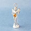 アロマペンダント「フォル・ド・アンジュ~天使の小瓶~」祈り/第2チャクラ ガブリエル