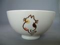 H110 キャット茶碗