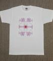 男女共用Tシャツ・Mサイズ 「pic 桜」