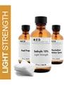 サリチル酸10%ピール(60mil)ライト ピール キット