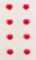 ハート型赤20粒