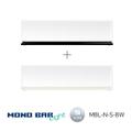 MONOBAR Light/ブラック&ホワイトセット/Sサイズ