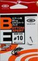 ヴァンフック(VANFOOK) BM-31BL ボトムエキスパートフック ステルスブラック (stealth black) 8本入り-B767