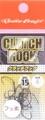 ロデオクラフト クラッチフック フッ素 15本入り-D676