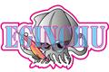 #1エギングステッカー『EGINCHU』☆えぎんちゅ☆