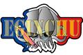 #33 エギングステッカー『EGINCHU』☆えぎんちゅ☆ トリコロールバージョン