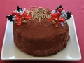12月10日まで!(4号サイズ追加)米粉のショコラクリスマスケーキ(予約商品)