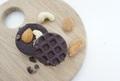 玄米チョコクッキー