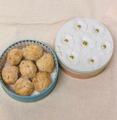 国産小麦のほろほろクッキー缶