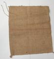 麻袋(ガンニクロス)紐チョン付 50cmx60cm 50枚