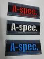 A-spec.プレミアムワッペン AST08