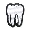 歯形ワッペン(臼歯)