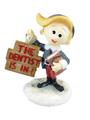ハーミー人形(The dentist is in)
