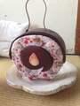 いちごロールのかばん/Strawberry Rolled Cake Bag