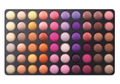 BH COSME 120 Color Eyeshadow Palette 6rd Edition