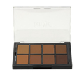 Ben Nye Matte HD Foundation Studio Color Palette Brown (STP-09)
