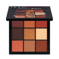 HUDA BEAUTY OBSESSIONS PALETTE WARM BROWN