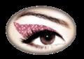 Violent Eyes - Pink Glitteratti