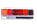 Ben Nye Fashion Lip Colour Palette