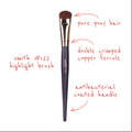 SmithCosmetics 122 HIGHLIGHTER BRUSH
