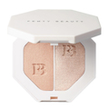 FENTY BEAUTY BY RIHANNA Killawatt Freestyle Highlighter Lightning Dust/Fire Crystal - soft pearlescent sheen / supercharged pearlescent shimmer Shimmer finish