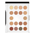 DERMACOLOR CAMOUFLAGE CREME MINI-PALETTE 18 COLORS 2 / 18