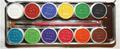 Ben Nye MagiCake Aqua Paint Palettes 12 colors